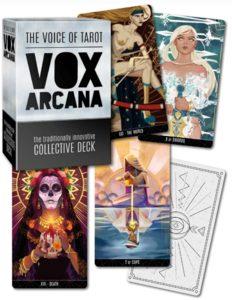 The Voice of Tarot Vox Arcana