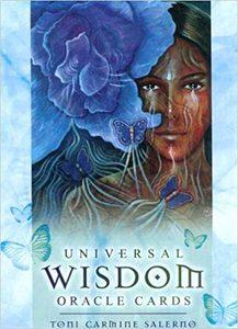 Universal Wisdom Oracle Cards Оракул Всеобщей Мудрости