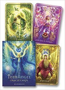 Teen Angel Oracle Cards Оракул Юных Ангелов