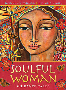 Soulful Woman Guidance Cards. Оракул Душевная женщина