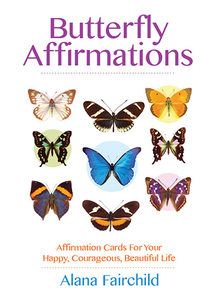 Butterfly Affirmations (Карты Бабочка аффирмации)