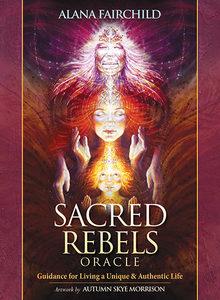 Sacred Rebels Oracle Таро Священные мятежники