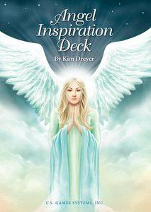 Angel Inspiration (Ангел Вдохновения оракул) фото