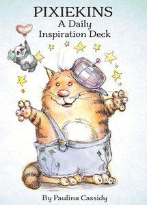 Pixiekins A Daily Inspiration Deck Пиксикинс ежедневная колода вдохновения