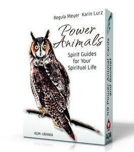 Power Animals Cards Оракул Сила Животных