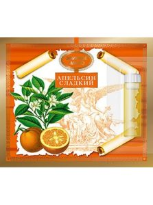 Эфирное масло Апельсин сладкий 2,4 мл