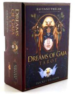Dreams Of Gaia Tarot. Таро Мечты Гайи (карманный размер)