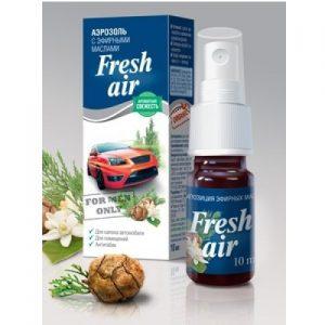 Fresh Air - мужской аромат, для ароматизации помещений, салона автомобиля