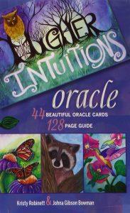 Higher Intuitions Oracle. Оракул Высшей интуиции
