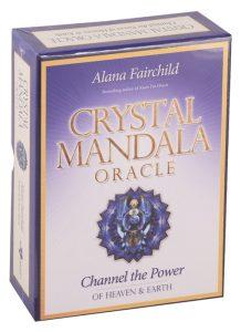Crystal mandala oracle Оракул Кристальной Мандалы