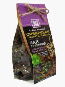 Чай травяной Сибирская красавица Красная щетка+Боровая матка + заговор