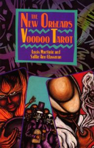 The New Orleans Voodoo Tarot. Комплект книга и карты