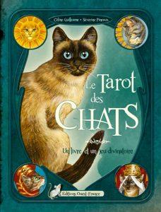 Tarot des chats. Комплект: книга и карты