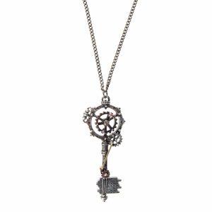 Магическая подвеска Septagramic Coercion Gearwheel Key