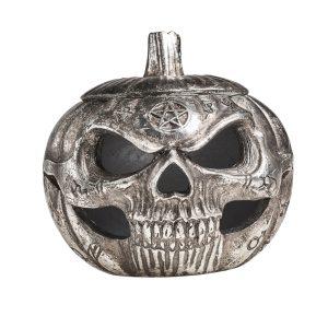 Котелок Pumpkin Skull
