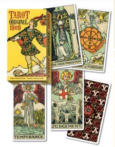 Tarot Original 1909