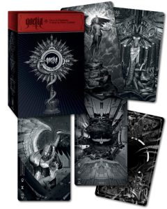 Goetia Tarot in Darkness