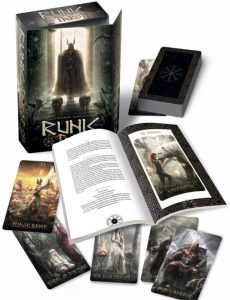 Runic Tarot (Deck and Book)