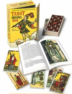 Tarot Original 1909 (Deck and Book)