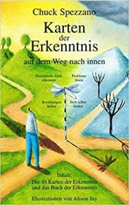 Karten der Erkenntnis. Комплект книга и карты на немецком языке