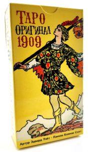Таро Оригинал 1909