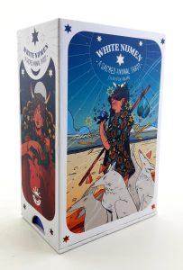 Таро Белого Божества (White Numen: A Sacred Animal Tarot)