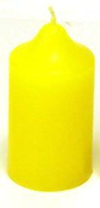 Чакровая свеча Манипура