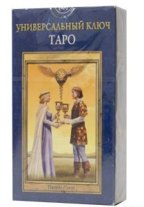 Таро Универсальный ключ (The Pictorial Key Tarot) фото