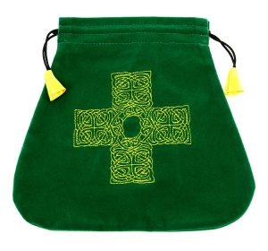 Мешочек для карт Таро. Кельтский Крест фото