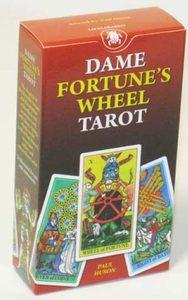 Таро Дама удачи (Dame Fortune`s Wheel Tarot)