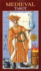Medieval Tarot. Таро Средневековое фото