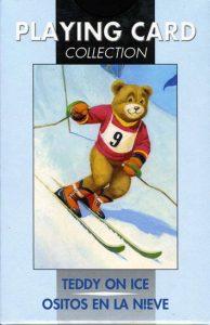 Карты игральные «Тэдди зимой» (Teddy on Ice)