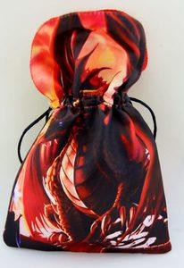 Мешочек для Таро «Дракон»