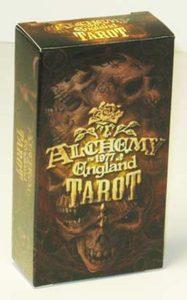 Алхимия 1977 Английское Таро (Alchemy 1977 England Tarot)
