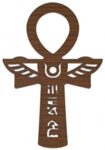 Настенный Талисман Египетский крест жизни Анкх фото