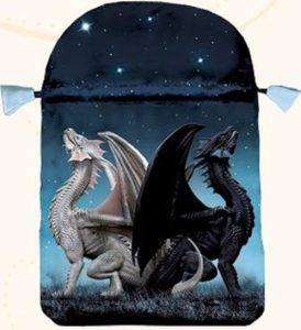 Мешочек для карт Таро Драконис фото