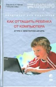 Как оттащить ребенка от компьютера и что с ним потом делать