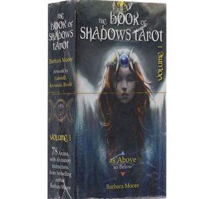 The Book of Shadows Tarot. Карты Таро «Как вверху» (Книга Теней Таро. Том 1) фото