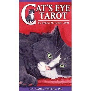Таро Кошачий Взгляд (Cats eye tarot) фото