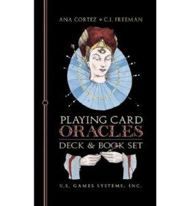 Игральные карты гадательный оракул (Playing Card Oracle Divination) фото
