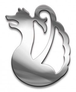 Амулет Огненная лисица, (медсталь) фото