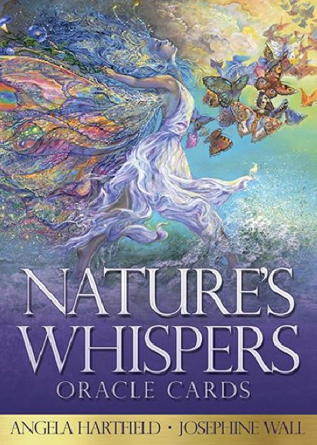 Nature`s Whispers Oracle (Оракул Шепот природы) %% обложка 1