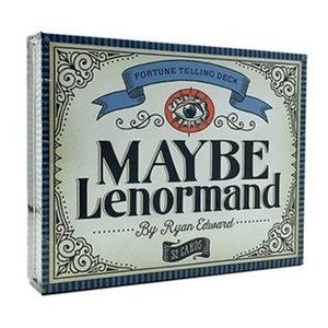 Maybe Lenormand фото