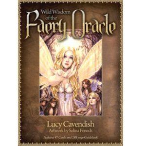 Wild Wisdom of the Faery Oracle (Оракул Дикая мудрость фейри)