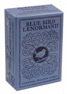 Ленорман Синяя Птица Blue Bird Lenormand фото