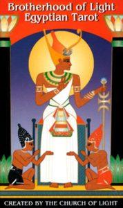 Египетское Таро Братство Света Brotherhood of Light Egyptian Tarot
