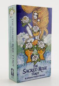Таро Священной Розы Sacred Rose Tarot...