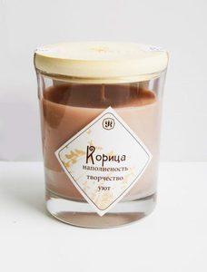 Свеча ароматическая Корица фото