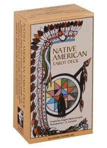 Native American Tarot фото