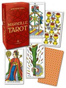 Marseille Tarot. Таро Профессиональное Марсельское фото